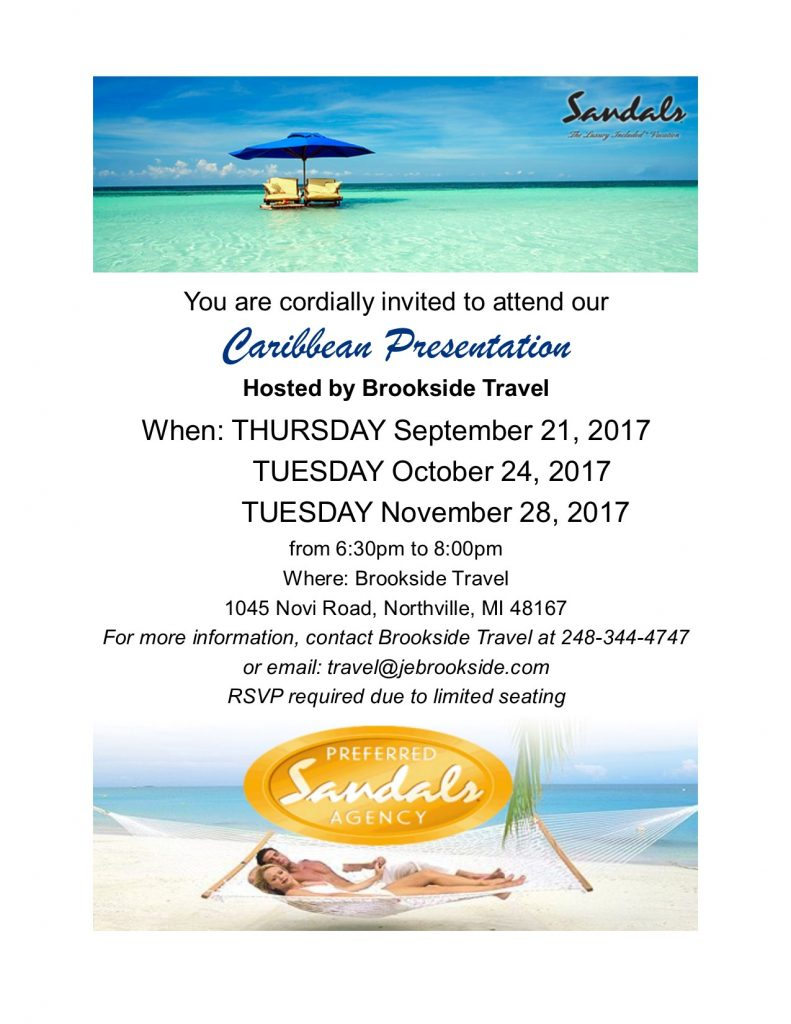 Sandals Night Flyer Fall 2017