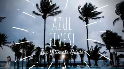 Azul Fives Weddings: The Ultimate Guide to Photos, Packages, Costs, and Locations e-book download