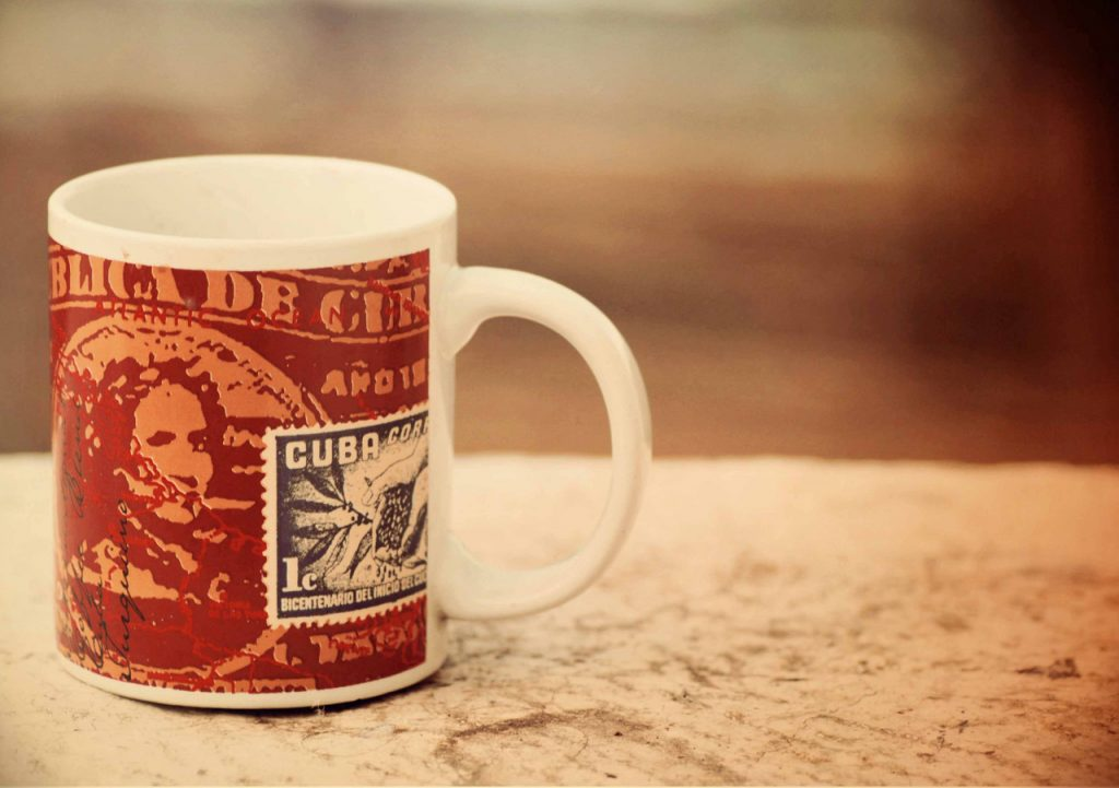 Cuba Coffee Mug Large